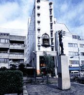 岡山ビジネスホテル アネックスの外観