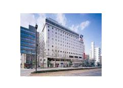 岡山ワシントンホテルプラザの外観