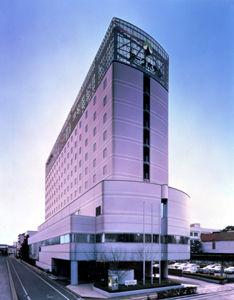 アークホテル岡山の外観