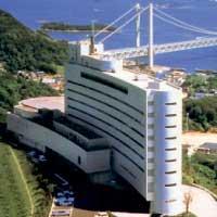 倉敷せとうち児島ホテルの外観