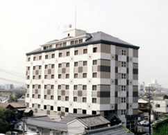 コートホテル倉敷の外観