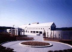 吉備高原リゾートホテルの外観