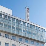 福山ターミナルホテルの外観