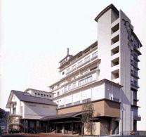 ホテル鴎風亭の外観