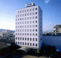 尾道国際ホテルの外観