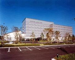 広島エアポートホテルの外観
