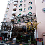 広島インテリジェントホテルの外観