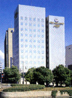 広島インテリジェントホテルアネックスの外観