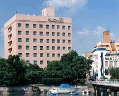 コートホテル広島の外観