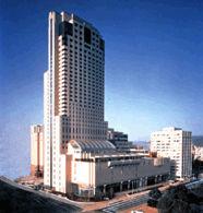 リーガロイヤルホテル広島の外観