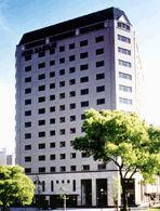 ホテルサンルート広島の外観