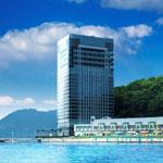 グランドプリンスホテル広島の外観