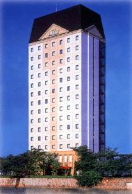 ホテルJALシティ広島の外観