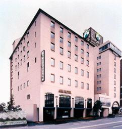 アークホテル広島駅南の外観