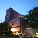 ホテル広島ガーデンパレスの外観