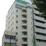 広島駅前グリーンホテルの外観
