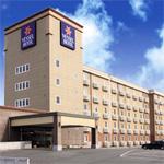 ベッセルホテル東広島の外観
