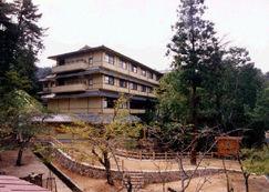 国民宿舎 みやじま杜の宿の外観