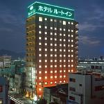 ホテルルートイン徳山駅前の外観