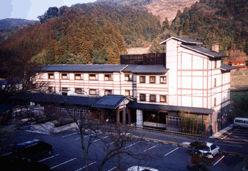 一の俣温泉観光ホテルの外観