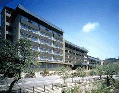 湯本観光ホテル西京の外観