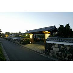 萩城三の丸 北門屋敷の外観