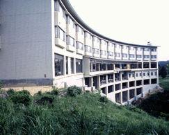 秋芳ロイヤルホテル秋芳館の外観