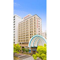 高松東急REIホテルの外観