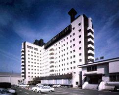 オークラホテル高松の外観