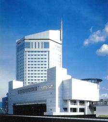 JRホテルクレメント高松の外観