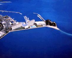 小豆島国際ホテルの外観