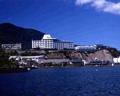 ニュー観海本館 天空ホテル海廬の外観