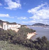 ホテルグリーンプラザ小豆島の外観