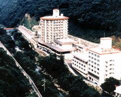 新樺川観光ホテルの外観
