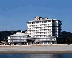 鳴門グランドホテルの外観