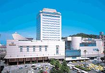 JRホテルクレメント徳島の外観