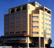 ホテル高砂の外観