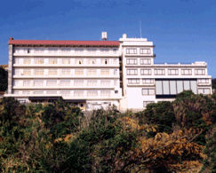 足摺国際ホテルの外観