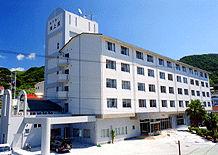 ホテル海上館の外観