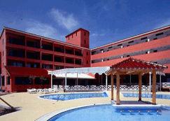 リゾートホテル 海辺の果樹園の外観