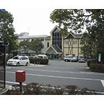 ホテルSP -haruno-の外観