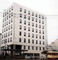 ターミナルホテル松山の外観