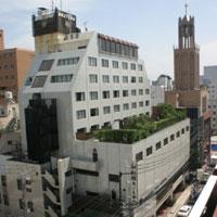 国際ホテル松山の外観