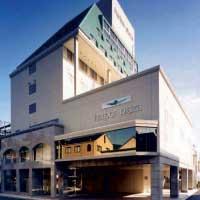 ハーバープラザホテルの外観