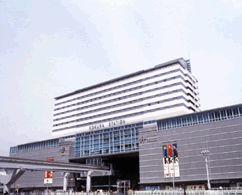 ステーションホテル小倉の外観
