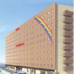 HOTEL AZ 北九州小倉店の外観