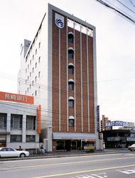 ホテルパールシティ黒崎の外観
