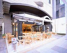 コートホテル博多駅前の外観