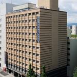 ホテル法華クラブ福岡の外観