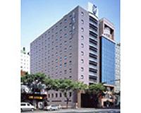 ホテルサンルート博多の外観